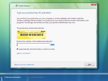 Truco Instalar Windows Vista Serial